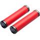 Reverse Seismic Ergo Bike Grips 145mm red/black
